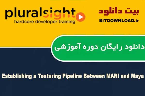 Establishing a Texturing Pipeline Between MARI and Maya