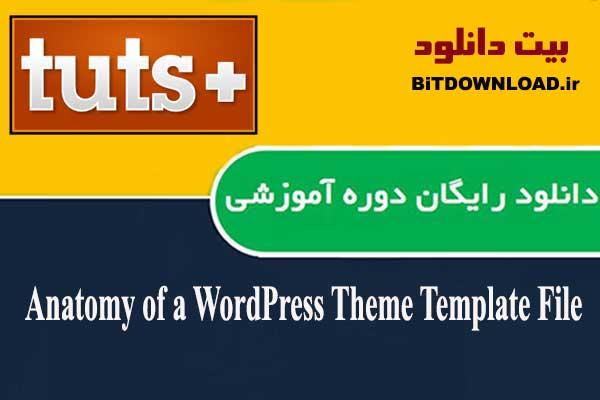 Anatomy of a WordPress Theme Template File