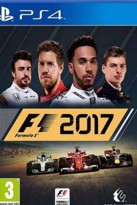 F1 2017 PS4 Exploit