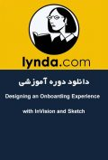 دانلود دوره آموزشی Lynda Designing an Onboarding Experience with InVision and Sketch
