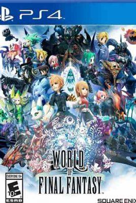 World of Final Fantasy PS4 Exploit