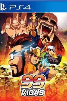 99Vidas PS4