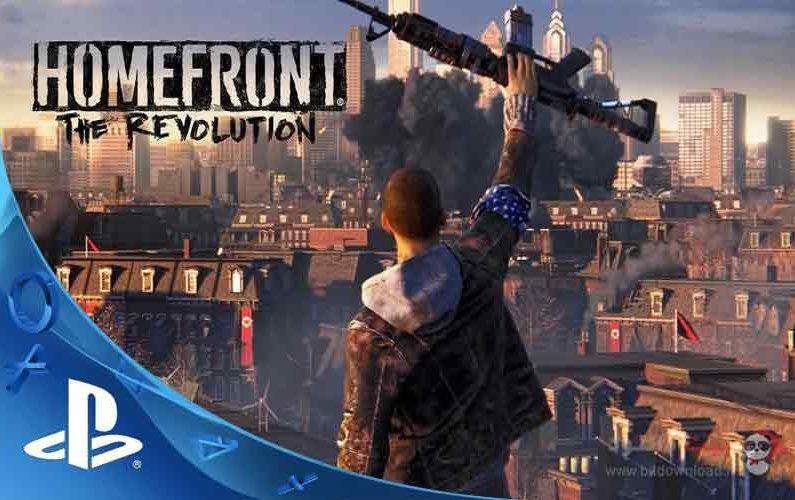 Homefront: The Revolution-poster