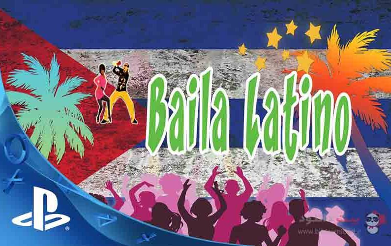 Baila Latino PS4-poster