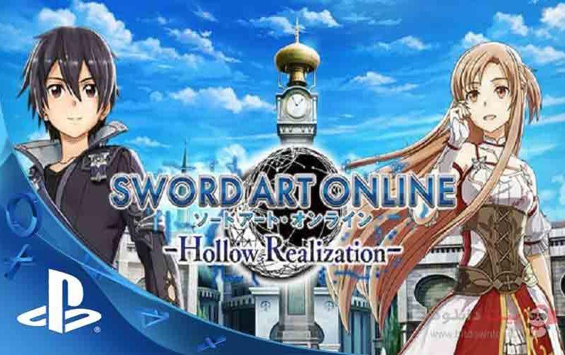 Sword Art Online: Hollow Realization PS4-poster