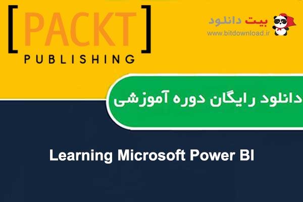 Learning Microsoft Power BI-poster